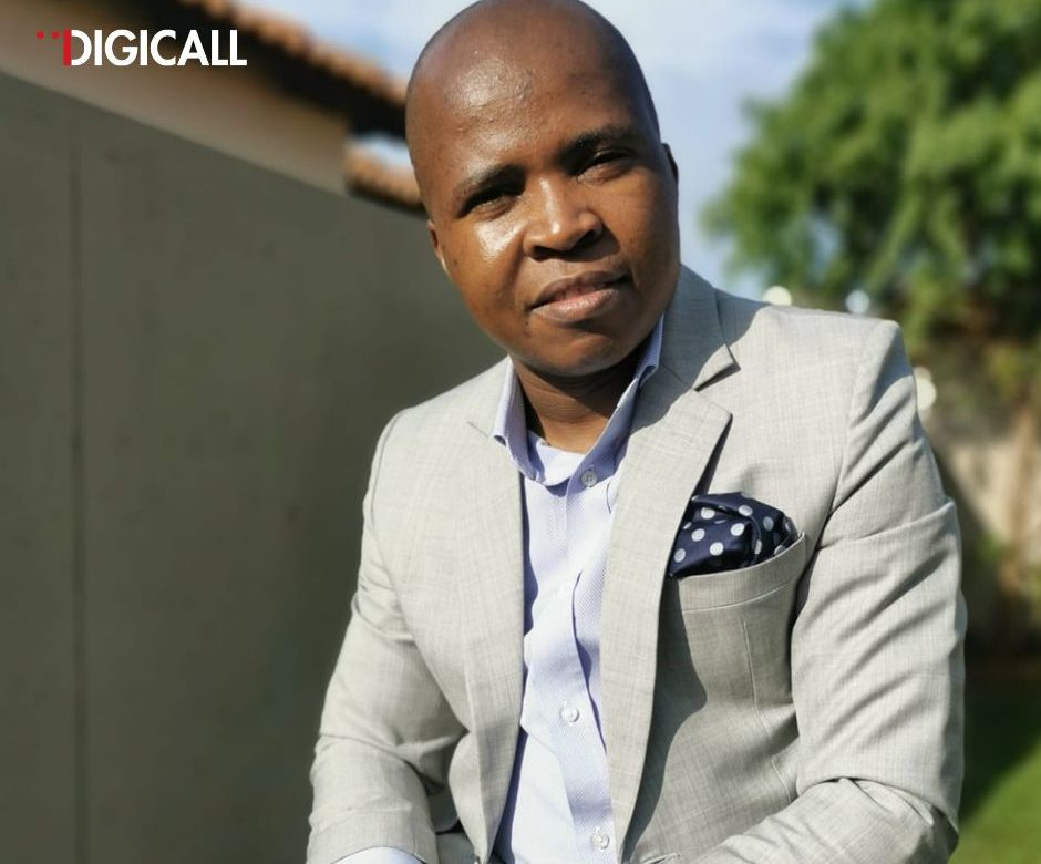 Digicall South Africa appoints Mogale Moganedi as Head of Business Development